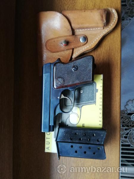 Pištoľ CZ vzor 45