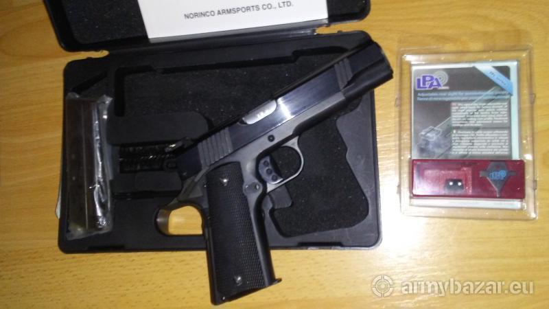Predám novú pištoľ Norinko NP 29.