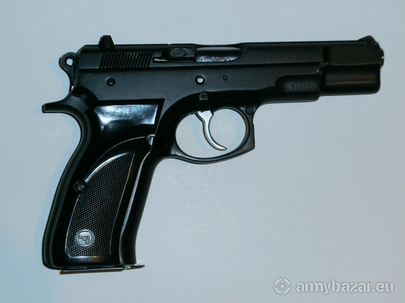 pištoľ CZ 75