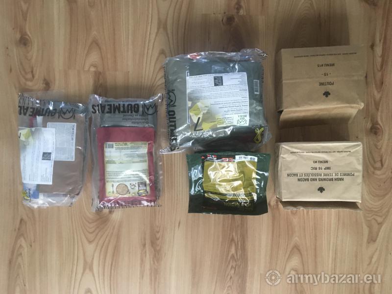 Balíčky jedla - outmeals