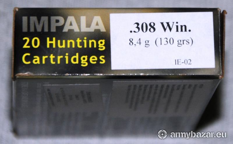 Impala .308 Winchester