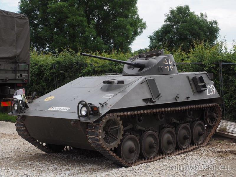 Części do Hotchkiss/Schützenpanzer SPz 11-2 Kurz