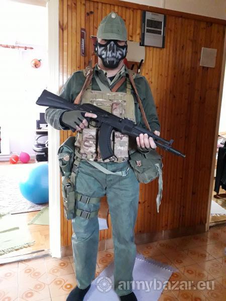 Boci mellény AK 47D
