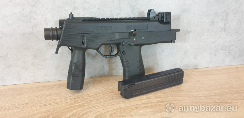 Brugger and thomet MP9 9X19 Luger