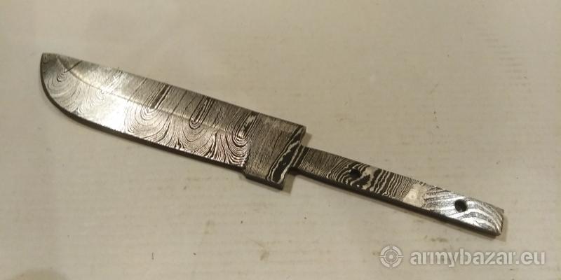 Predám damaškový nôž bez rukoväte b11.