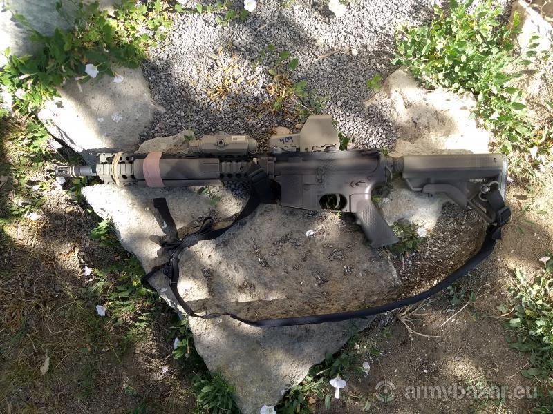 E&L M4A1 BLOCK II