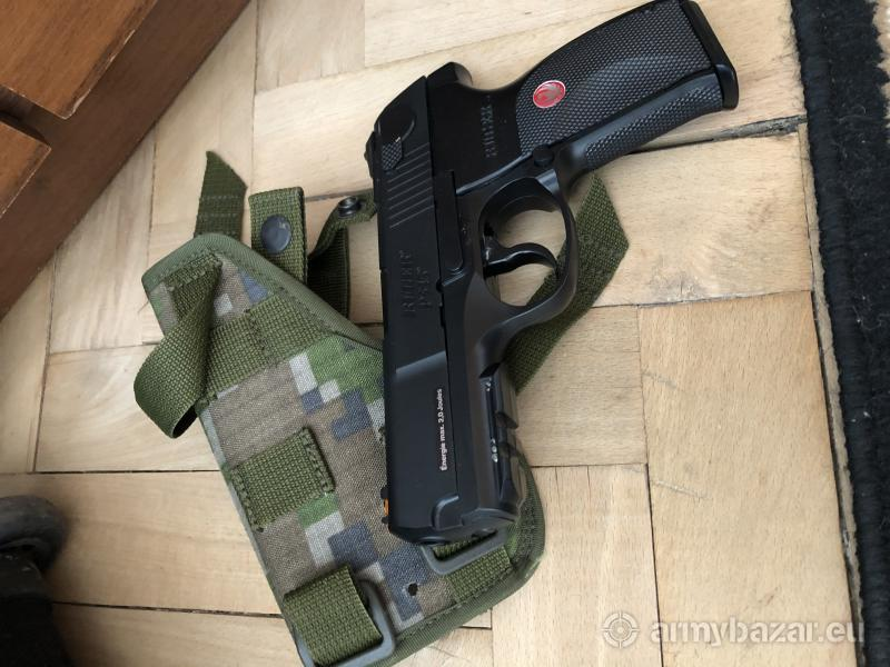 Airsoft co2 ruger p345