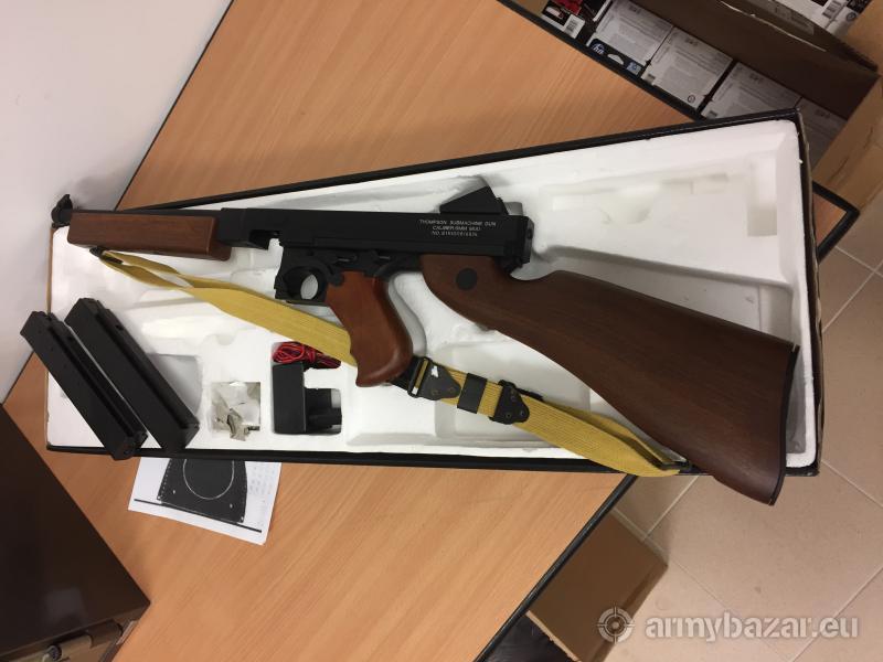 AEG Thompson King Arms, M1A1