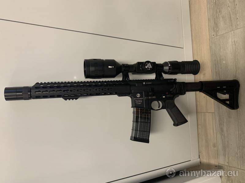 Schmeisser AR 15,kal.300AAC blackout