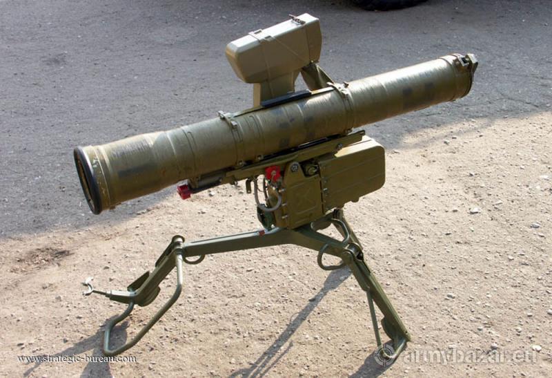 Raketnica 9M113 konkurs