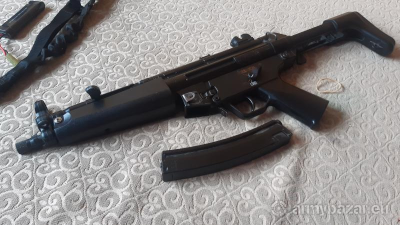 Airsoft jing gong mp5