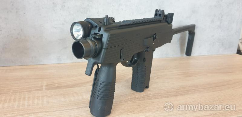Brugger and thomet MP9 9X19