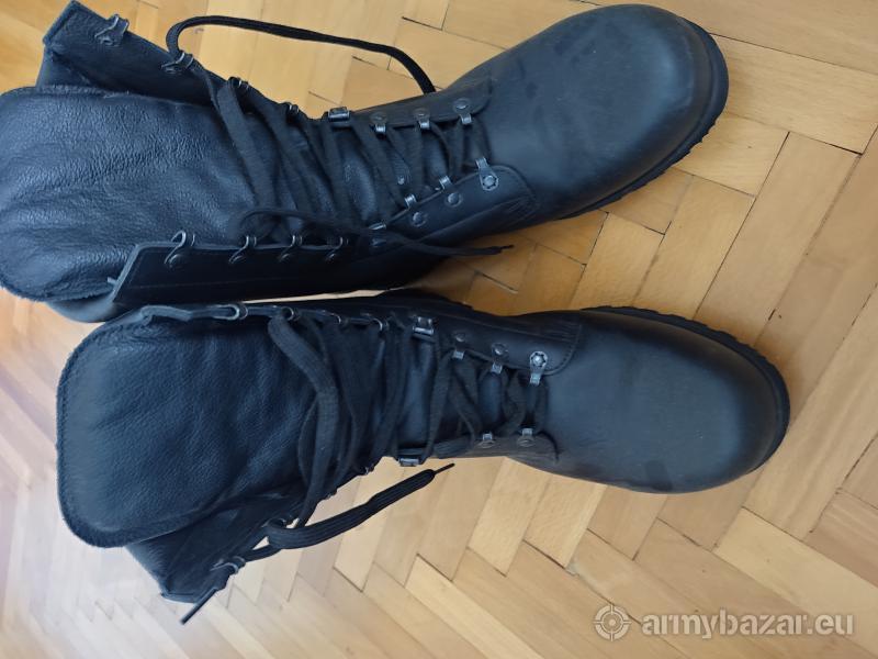 Boty polní  zimní AČR 2000