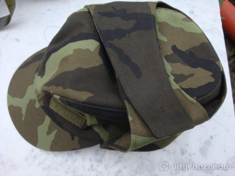 vojenská čiapka
