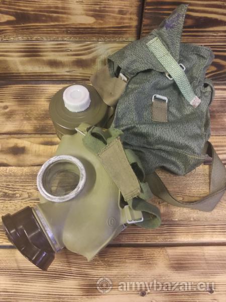 Poľská plynová maska MC-1