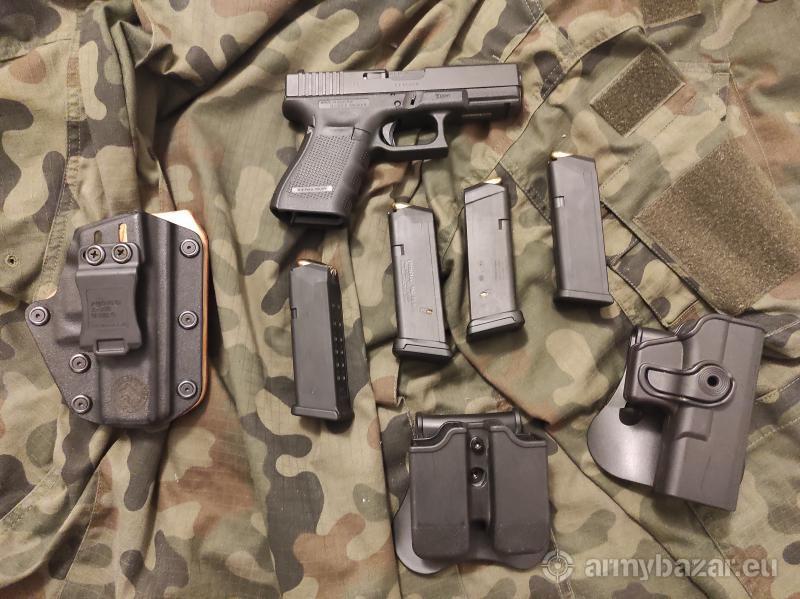 Glock 19 gen 4 zestaw