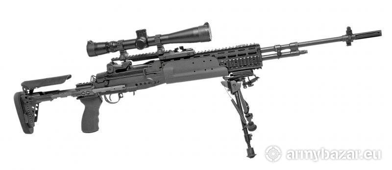M14 EBR, Cyma, CM.032G-BK - FULL UPGRADE