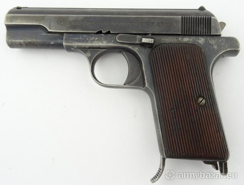 Pistolet FEMARU 37M kal. 9x17mm