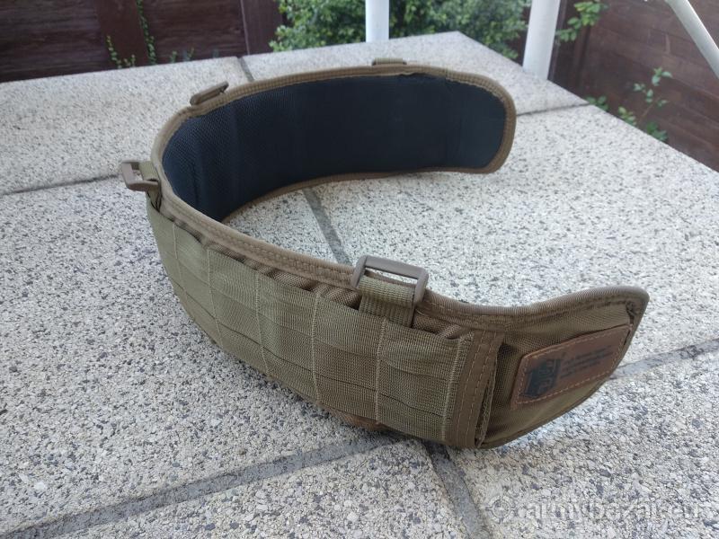 "HSGI Suregrip padded belt - 30.5"""