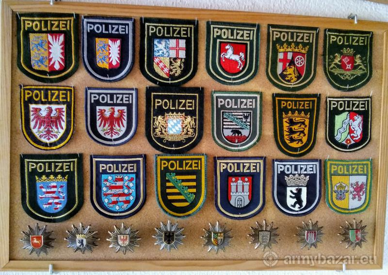 Policajné nášivky