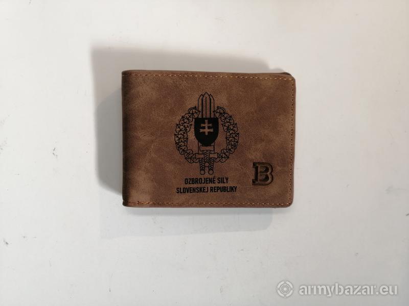 peňaženka Ozbrojené sily Slovenskej republiky