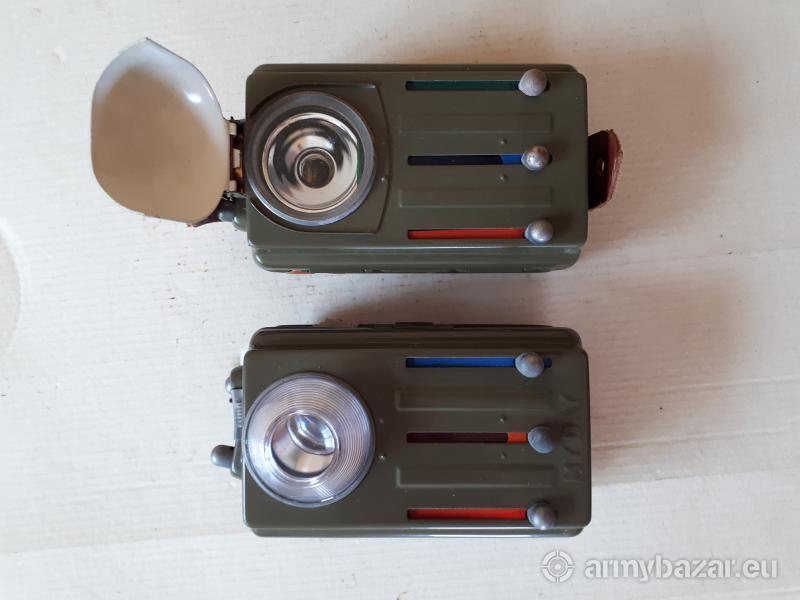 Vojenské baterky ČSĽA