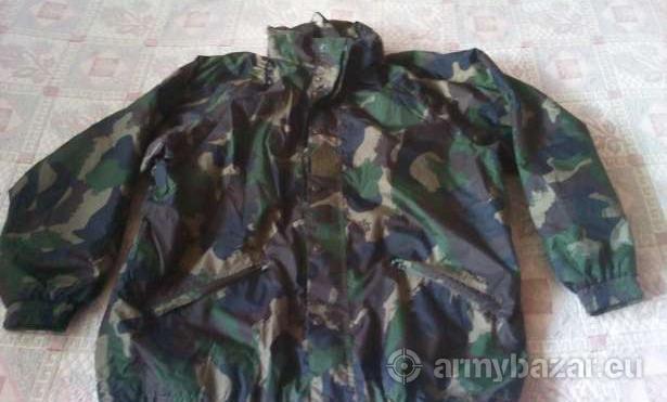 183c881141ba Katonai esővédő kabát - Eladás