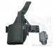 stehenné púzdro Glock 17 so svetlom